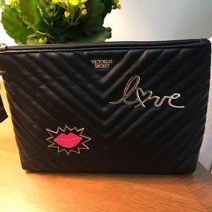 Victoria's Secret makeup/clutch bag